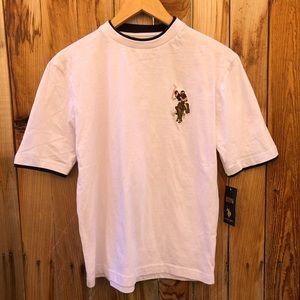 U.S Polo Assn. White T-Shirt